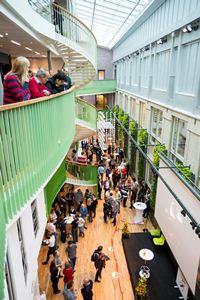SciLifeLab Invigning av Navet Foto. Mikael Wallerstedt